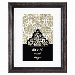 Bilderrahmen 50 X 40 : accent bilderrahmen vintage schwarz 40 x 50 cm holz bauhaus ~ Yasmunasinghe.com Haus und Dekorationen