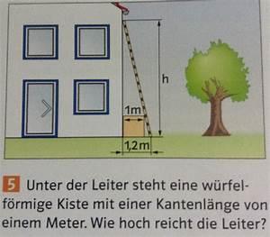 Kantenlänge Eines Würfels Berechnen : streckung strahlensatz aufgaben forum mathematik ~ Themetempest.com Abrechnung