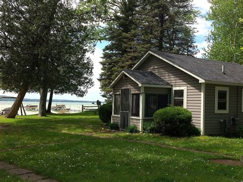 Cottage Rentals by Platte Lake Waterfront Cottage Homeaway
