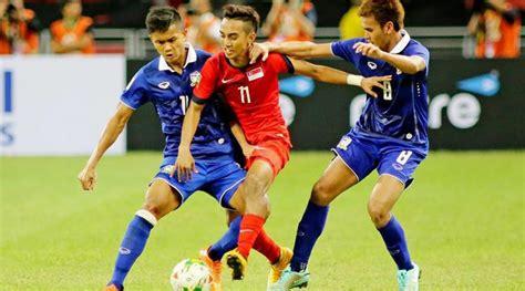 Vtv6, vtv5 trực tiếp bóng đá việt nam. ĐT Thái Lan tiếp ĐT Singapore, ĐT Philippines làm khách trước Indonesia - Báo Quảng Ngãi điện tử