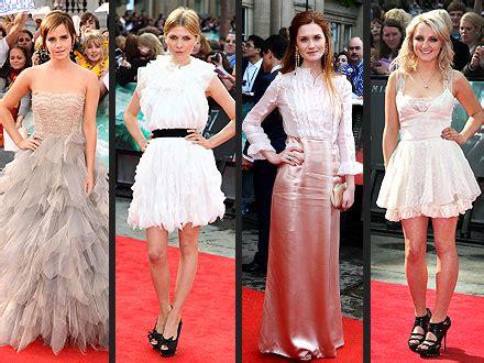 Who Made Fashion Magic The London Harry Potter