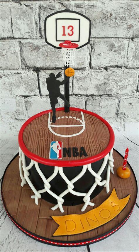 basketball cake  cakescookies   teen cakes