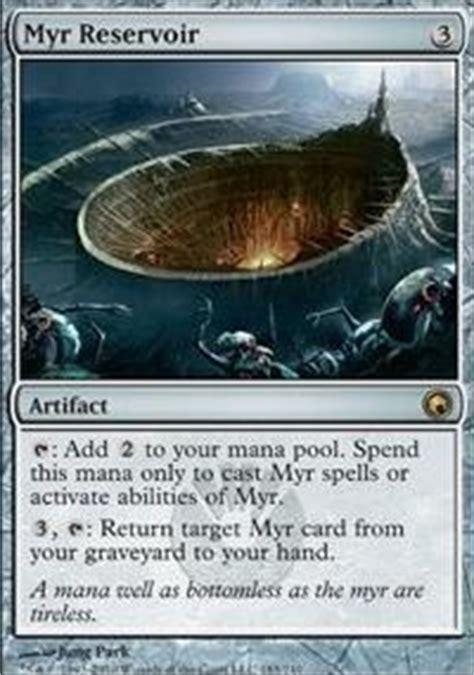 myr superion deck mtg so myr yet so far modern mtg deck