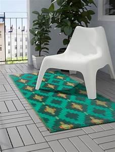 Tapis Chez Ikea : 10 accessoires d co pour la terrasse moins de 20 ~ Teatrodelosmanantiales.com Idées de Décoration