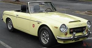 1969 Datsun Roadster Sports 2000  Excellent Condition