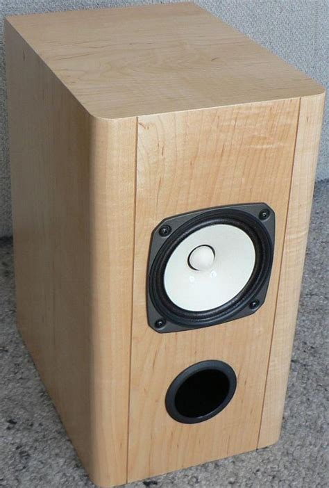 bookshelf speaker design diy  woodworking