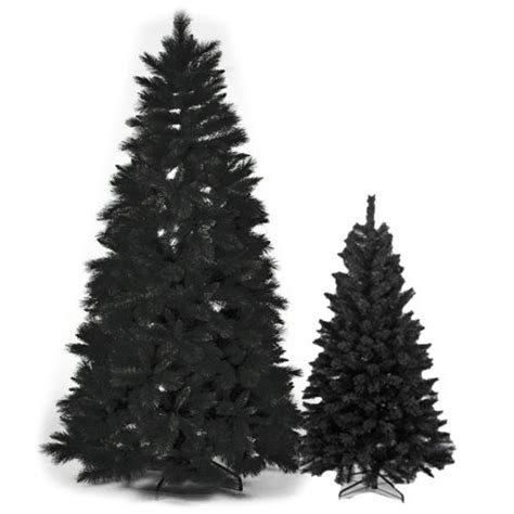 8ft Christmas Tree Artificial by Black Glitter Xmas Artificial Christmas Tree Flocked