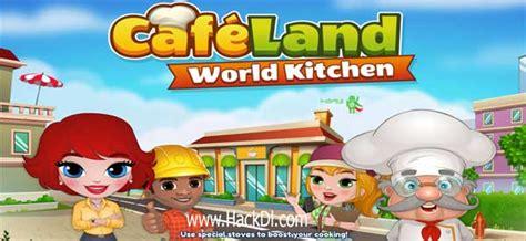 Kitchen Apk by Cafeland World Kitchen Mod Apk Hackdl