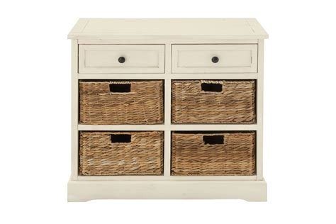 wicker 4 basket cabinet updated traditional wood cabinet with 4 wicker basket