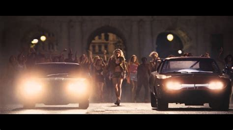 fast furious race dom  letty hd youtube