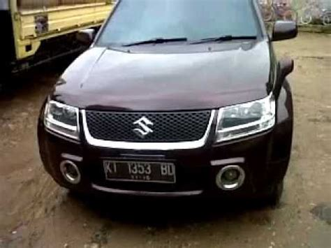 Dijual Suzuki Grand Vitara 2008 Samarinda Tlp;(0541