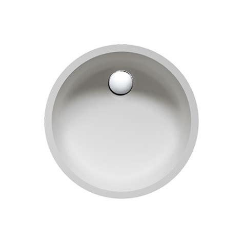 salle de bain ronde vasque ronde en r 233 sine de synth 232 se pour salle de bains espaces publics