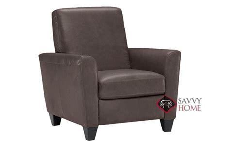 liro b592 leather chair by natuzzi is fully customizable by you savvyhomestore