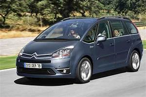 Fiche Technique Citroen C4 Grand Picasso 1 6 Thp 2009