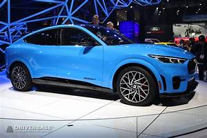 2021 Ford Mustang Mach-E GT Electric SUV at the Los Angeles Auto Show – Driverbase