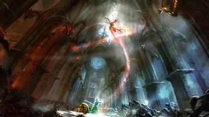 Rpg Wallpapers Battle Games Wallpapersafari Trinity Souls