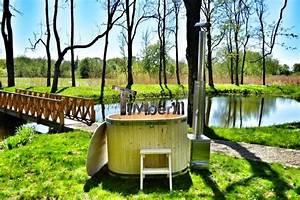 Bettdecke Für 2 Personen : badewanne oval f r 2 personen aus holz timberin ~ Bigdaddyawards.com Haus und Dekorationen