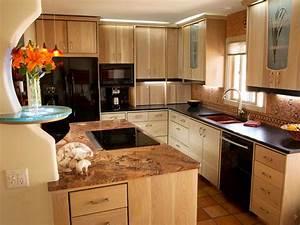 Inspired Examples Of Granite Kitchen Countertops HGTV