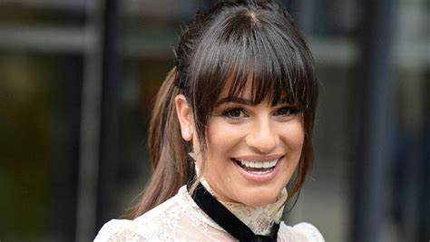 Lea Michele Shares First Photo Of Baby Ever 6 Days After ...