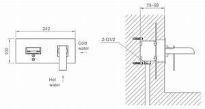 Unterputz Armatur Waschtisch : bad waschbecken unterputz armatur wandmontage wasserfall ~ A.2002-acura-tl-radio.info Haus und Dekorationen