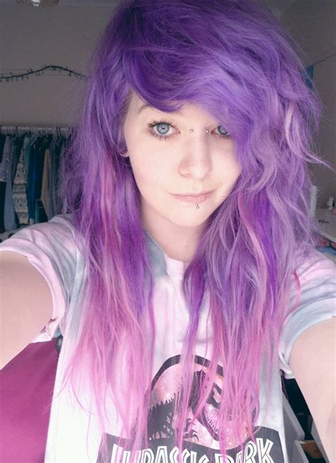 32 Best Purpleemoscenehair Images On Pinterest