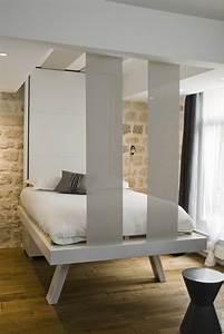 Lit Au Plafond Electrique : le lit qui se range au plafond de fil en d co ~ Premium-room.com Idées de Décoration
