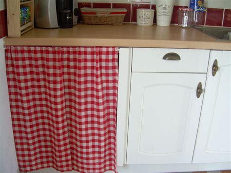 rideaux pour cuisine cagnarde les trésors de véro