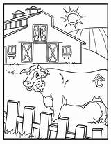 Cavender Cavenders Ranch Coloring sketch template