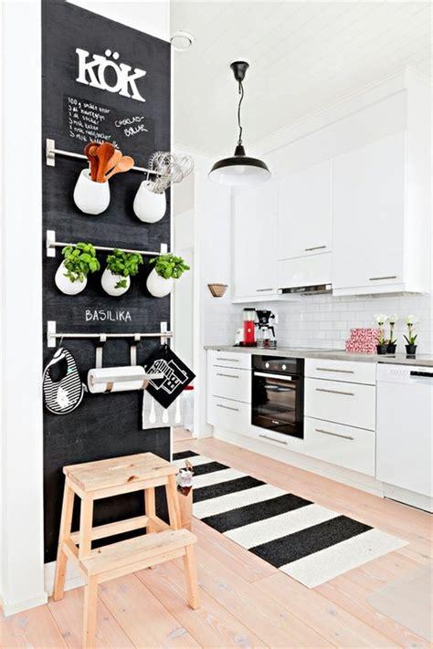 idee de deco cuisine idée décoration cuisine le charme de la cuisine scandinave