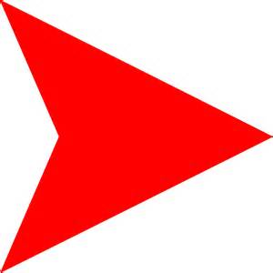 Red Right Arrow