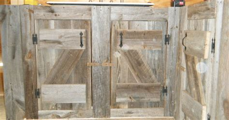 kitchen cabinets made from barn wood kitchen cabinets made from reclaimed salvaged barnwood 9164