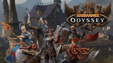 Pirmie iespaidi no MMORPG Warhammer Odyssey
