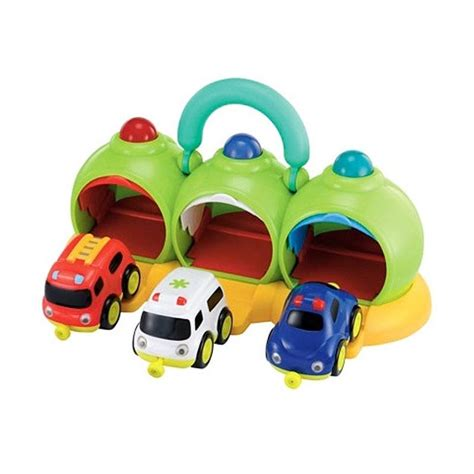 jual elc 142668 whizz world lights and sounds emergency centre mainan mobil harga