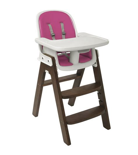 Oxo Seedling High Chair by Oxo Tot Sprout High Chair Pink Walnut