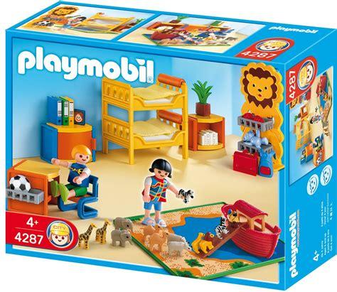 jeu de chambre playmobil 4287 jeu de construction chambre des