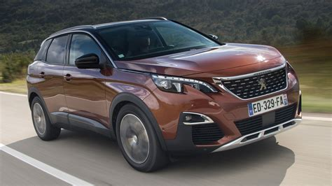 Peugeot 3008 Backgrounds by Peugeot 3008 1 6 Bluehdi 120 S S 2016 Review
