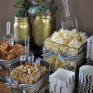 drink station at anniversary party by lorrie everitt for With wedding anniversary food ideas
