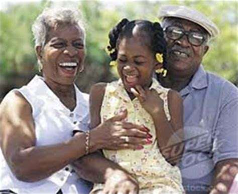 black grandparents the african american lectionary