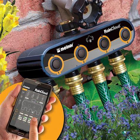 timer water watering melnor hose garden sprinkler digital system sprinklers amazon hoses valves timers wifi zone valve aqua faucet wand