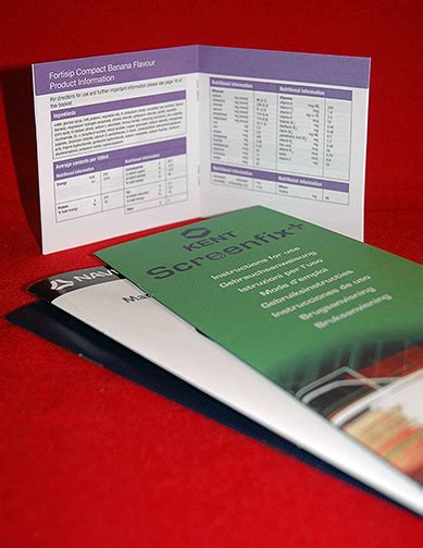 Brochure Printing Services Folders Leaflets Leaflet Printing Uk Printers In Horsham Folder