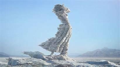 Wife Lot Lots Salt Pillar Turned She