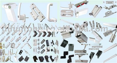 aluminium window frames parts aluminium window frames