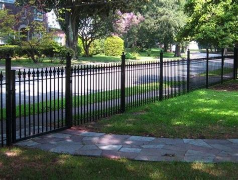 wrought iron fence ideas wrought iron fences