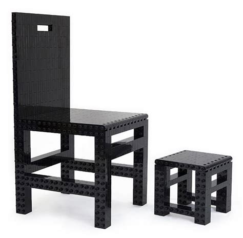building block furniture the awesomer