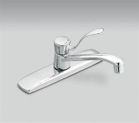 moen single handle kitchen faucet cartridge replacement moen single handle faucet repair faucets reviews