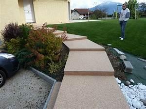Resine Pour Terrasse Beton Exterieur : rev tement de sol granulat de marbre moquette de ~ Edinachiropracticcenter.com Idées de Décoration