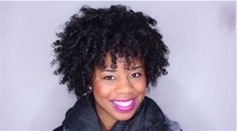 Twisted Flexi Rod Set 3   Black Women's Natural Hair