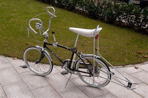 Schwinn Stingray With Wheelie Bar And Ram Horn Handlebars