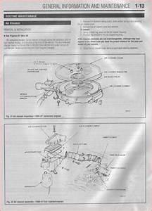1984-1995 Honda Civic Del Sol Crx Service Manual