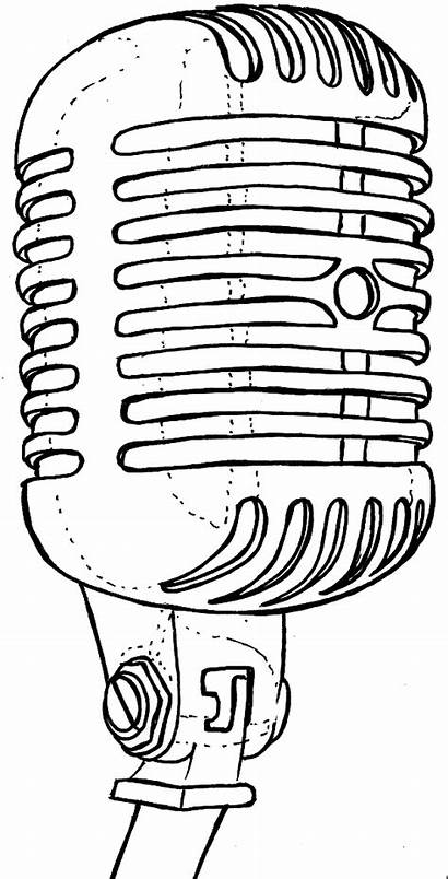 Microphone Tattoo Retro Drawing Metacharis Deviantart Tattoos